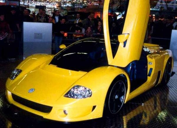 1997 Volkswagen W12 Picture